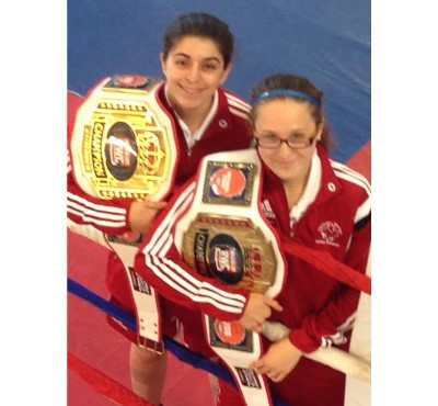 WRBA Boxers Return With Two Belts