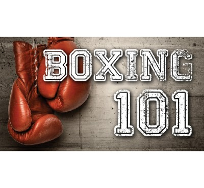 Boxing 101 For June