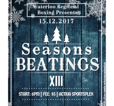 Seasons Beatings XIII