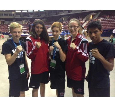 WRBA Medals at the Ontario Summer Games